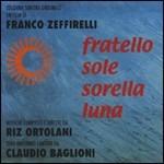 Cover CD Colonna sonora Fratello sole, sorella luna