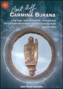 Carl Orff. Carmina Burana - DVD
