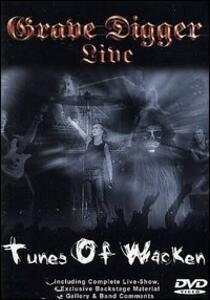 Grave Digger. Live. Tunes Of Wacken - DVD