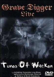 Grave Digger. Live. Tunes Of Wacken (DVD) - DVD di Grave Digger