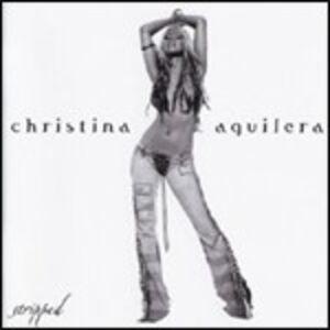 Foto Cover di Stripped, CD di Christina Aguilera, prodotto da RCA