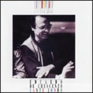 Cante Jondo - CD Audio di Eduardo De Crescenzo