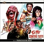 Cover CD Colonna sonora Sette contro tutti