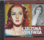 Cover CD Colonna sonora L'ultima violenza