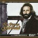 Cover CD Colonna sonora Il giovane Garibaldi
