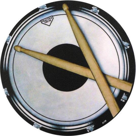 Gk(Circular Drum Practice Pad) Sottobicchiere(Circular Drum Practice Pad)