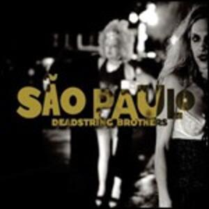 Sao Paulo - Vinile LP di Deadstring Brothers