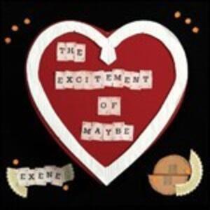 Excitement of Maybe - Vinile LP di Exene Cervenka