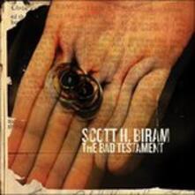 Bad Testament (180 gr.) - Vinile LP di Scott H. Biram