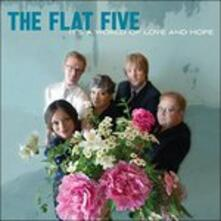 It's a World of Love and Hope - Vinile LP di Flat Five