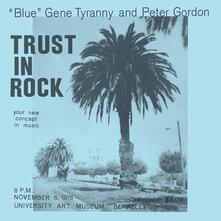 Trust in Rock - CD Audio di Gene Tyranny