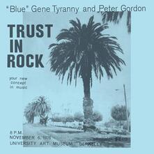 Trust in Rock - Vinile LP di Gene Tyranny