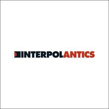 Antics (Coloured Vinyl) - Vinile LP di Interpol