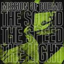 Sound of the Speed of Light - Vinile LP di Mission of Burma