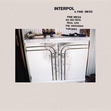 A Fine Mess - CD Audio Singolo di Interpol