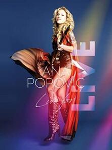 Live for Live (DVD) - DVD di Ana Popovic