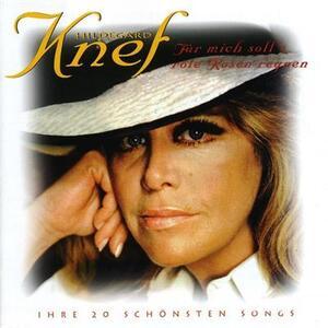 Fur Mich Soll's Rote Rose - CD Audio di Hildegard Knef