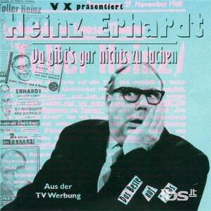 Da Gibt's Gar Nichts Zu L - CD Audio di Heinz Erhardt