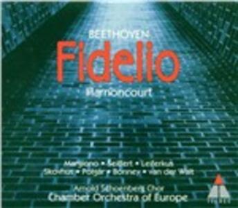 Fidelio - CD Audio di Ludwig van Beethoven,Barbara Bonney,Charlotte Margiono,Bo Skovhus,Nikolaus Harnoncourt,Chamber Orchestra of Europe