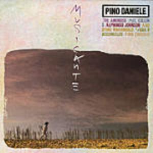 Musicante - CD Audio di Pino Daniele