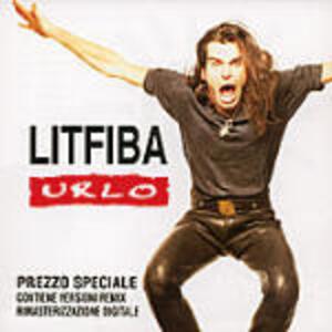 Urlo - CD Audio di Litfiba