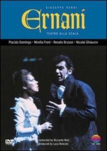 Giuseppe Verdi. Ernani di Luca Ronconi,Preben Montell - DVD
