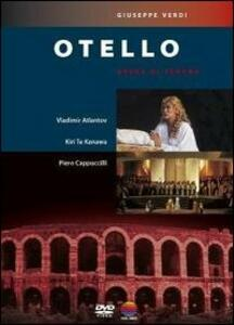 Giuseppe Verdi. Otello di Gianfranco De Bosio - DVD