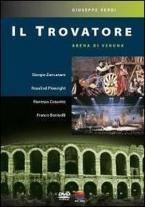 Giuseppe Verdi. Il Trovatore di Giuseppe Patroni Griffi,Brian Large - DVD