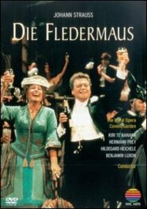 Johann Strauss. Il Pipistrello di Leopold Lindtberg,Richard Gregson,Humphrey Burton - DVD