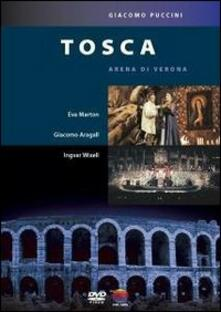 Giacomo Puccini. Tosca di Sylvano Bussotti - DVD