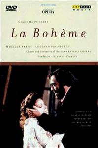 Film Giacomo Puccini. La Boheme John Copley , Brian Large