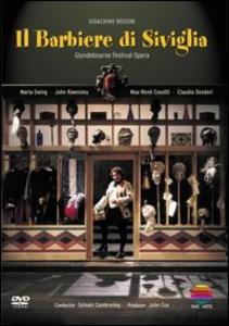 Film Gioacchino Rossini. Il Barbiere di Siviglia John Cox , Dave Heather