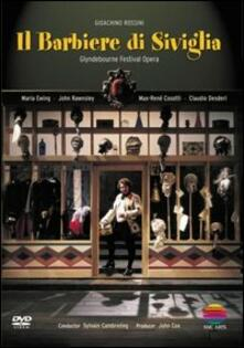 Gioacchino Rossini. Il Barbiere di Siviglia di John Cox,Dave Heather - DVD