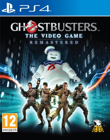 Koch Media Ghostbusters The Video Game Remastered, PS4 videogioco PlayStation 4