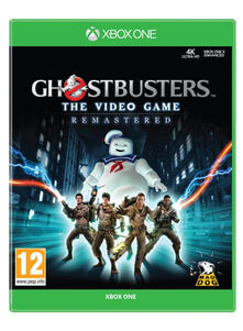 Koch Media Ghostbusters The Video Game Remastered, Xbox One videogioco