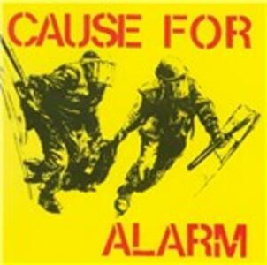 Cause for Alarm - CD Audio Singolo di Cause for Alarm