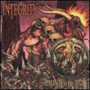 Humanity Is the Devil - CD Audio di Integrity