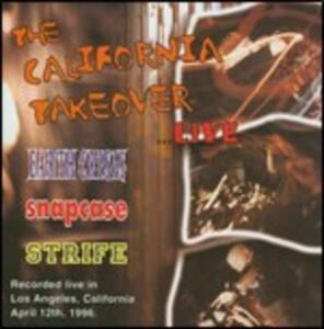 The California Takeover - CD Audio di California Take Over