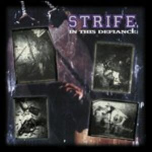In This Defiance - CD Audio di Strife