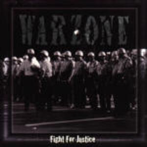 Fight for Justice - CD Audio di Warzone