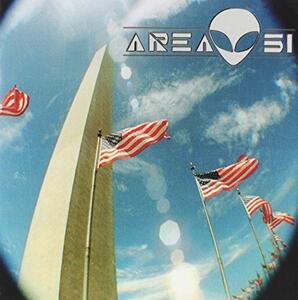 Area 51 - CD Audio