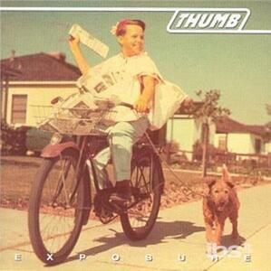 Exposure - CD Audio di THUMB