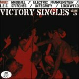 Victory Singles 3 - CD Audio