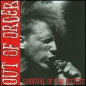 Survival of the Fittest - CD Audio di Out of Order