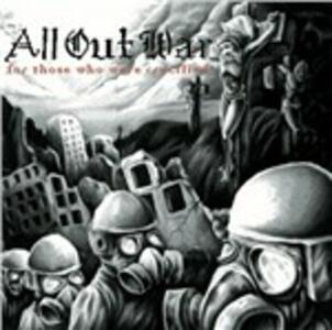For Those Who Were Crucified - Vinile LP di All Out War
