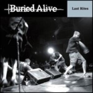 Last Rites - CD Audio di Buried Alive