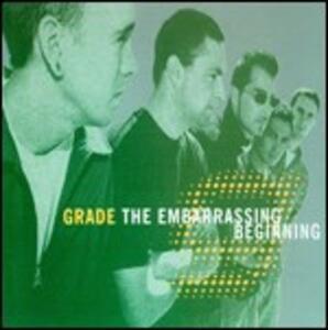 Embarrassing Beginning - CD Audio di Grade