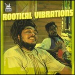 Rootical Vibrations - CD Audio