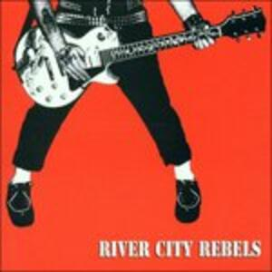 Playing to Live, Living - CD Audio di River City Rebels