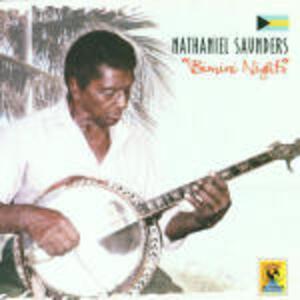 Bimini Nights - CD Audio di Nathaniel Saunders
